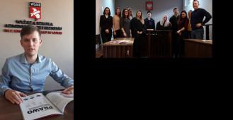Studenci WSAiB Gdynia polecają - Prawo