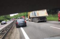 Wypadek na obwodnicy między Osową a Witominem
