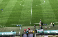 Lechia Gdańsk - Cracovia 1:3. Smutek po meczu