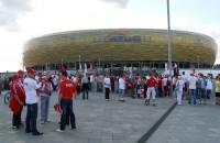 Przed meczem Polska - Niemcy