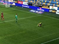 Arka Gdynia - Wisła Kraków 0:0. Piłkarze po meczu
