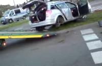 Wypadek na morenie