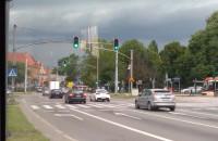 Nadchodzi burza nad Gdańsk