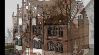 Koncepcja przebudowy Ratusza Oruńskiego