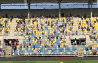 Arka Gdynia - Zagłębie Lubin 3:2. Kibice wrócili na stadiony