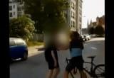 Rowerzysta pobił  dwóch nastolatków