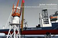 Heavy Lift Jack up Vessel budowany w stoczni Cist
