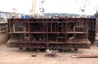 Stocznia Gdynia - budowa