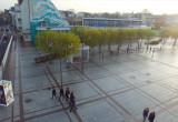 Projekt Zieleń na pl. Przyjaciół Sopotu