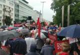 Wiec poparcia dla Andrzeja Dudy w Gdyni