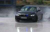 Ćwiczenia grupy Speed na Autodromie