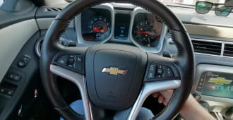 Chevrolet Camaro Dorobienie kluczyka