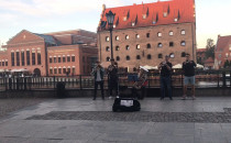 Weekend z muzyką na ulicach Gdanska