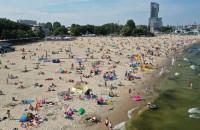 Idealna pogoda na plażę