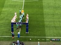 Lechia Gdańsk - Legia Warszawa 0:0: szpaler mistrzowski