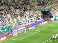 Lechia Gdańsk. Mobilizacja przed finałem Pucharu Polski