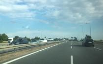 Potężny korek na Matarni w kierunku Gdyni