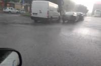 Urwanie chmury w Gdańsku