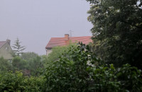 Oberwanie chmury - Strzyża (tworzy ...