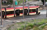 Tak wygląda przejazd każdego tramwaju ze Stogów w kierunku Gdańska