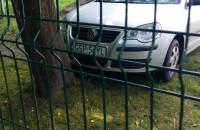 Kierowca z Sopotu zaparkował na trawniku