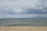 Plaża w Górkach Zachodnich