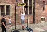 Gra w 'wisielca' w Gdańsku