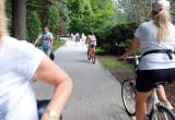 Czy rowery mogą jeździć po parku?