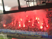 Cracovia - race na finale Pucharu Polski
