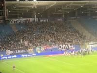 Lechia Gdańsk. Podziękowania po finale PP