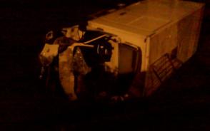 Wypadek pod Estakada