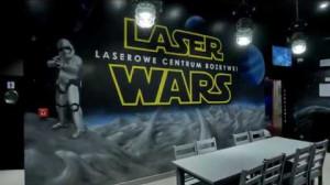 Strefa Rozrywki w Galerii Metropolia - Laser Wars