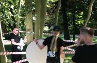 Kombii i Grzegorz Skawiński kręcą teledysk w Sopocie