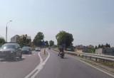 Gdzie motocyklista ma fotoradar?