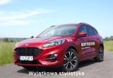 Nowy Ford Kuga Plug-in Hybrid w FordStore Euro-Car Gdynia