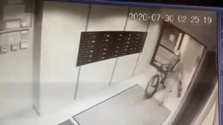 Złodzieje kradną rowery