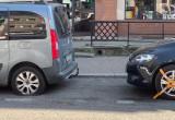 Kierowco, uważaj gdzie parkujesz. ...