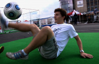 Futbol na Skwerze