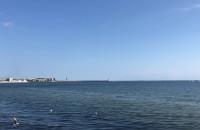 Spokojny, letni dzień w Gdyni