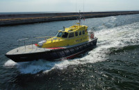 Nowa 500-konna łódź pilotowa w Porcie Gdynia