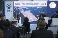 Debata Port Gdynia