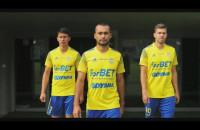 Arka Gdynia. Nowy sponsor i koszulki na sezon 2020/21