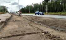Trwają prace przy ul. Kartuskiej