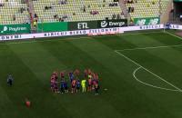 Lechia Gdańsk - Raków Częstochowa 1:3. Po meczu