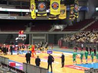Trefl Sopot - prezentacja koszykarzy