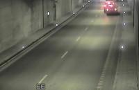 Kolizja w tunelu pod Martwą Wisłą (31.08)
