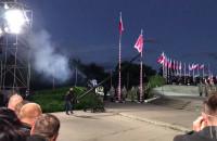 Uroczystości na Westerplatte. 1 września