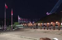 Marsz bohaterów na Westerplatte