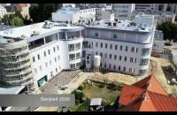 Budowa nowego bloku operacyjnego i Szpitalnego Oddziału Ratunkowego
