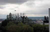 LPR ląduje na Pogórzu w Gdyni